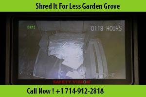Paper Shredding Services Garden Grove, CA
