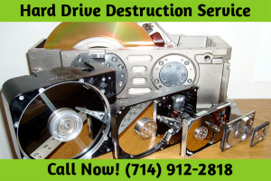 Secure Document Shredding Garden Grove, CA