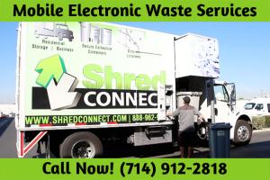 Mobile Shredding Garden Grove, CA