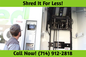 Paper Shredding Services Garden Grove, CA
